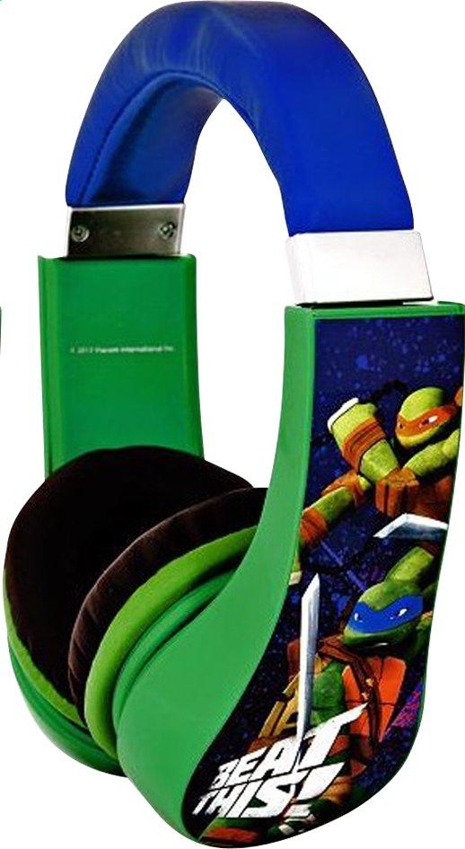 Afbeelding van Hoofdtelefoon Teenage Mutant Ninja Turtles blauw from ColliShop