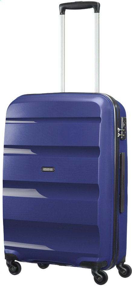 Afbeelding van American Tourister Harde reistrolley Bon Air Spinner midnight navy from ColliShop