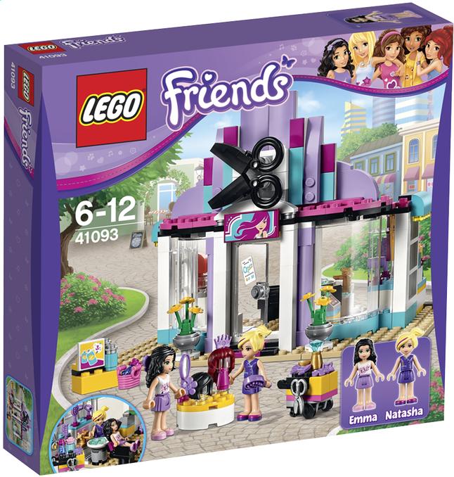 Image pour LEGO Friends 41093 Le salon de coiffure de Heartlake City à partir de ColliShop
