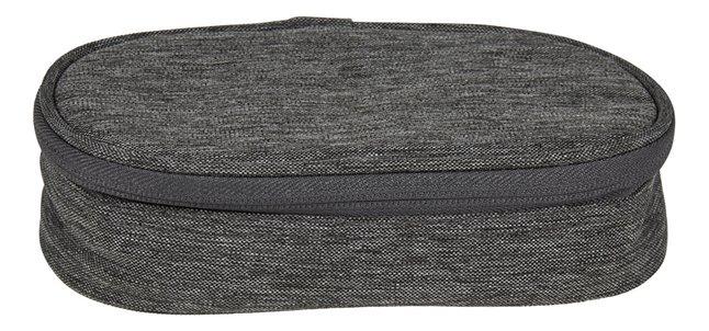 Image pour Kangourou plumier ovale gris à partir de ColliShop