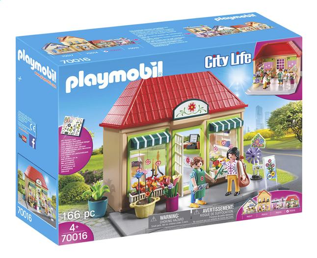 Image pour PLAYMOBIL City Life 70016 Magasin de fleurs à partir de ColliShop
