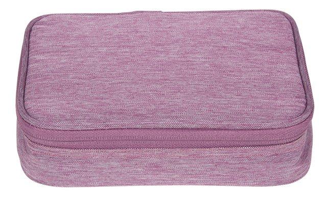 Afbeelding van Kangourou pennenzak rechthoekig roze from ColliShop