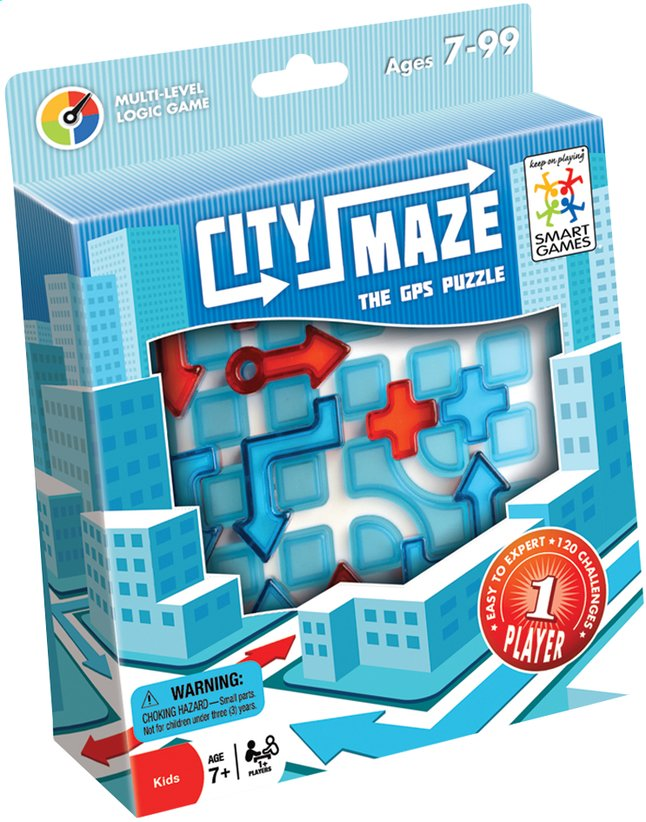 Image pour City Maze à partir de ColliShop