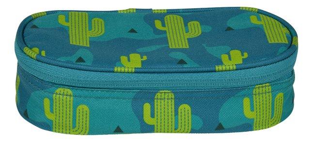 Afbeelding van Kangourou pennenzak ovaal Cactus from ColliShop