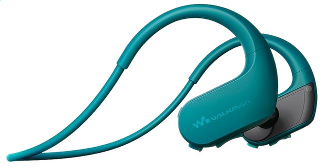 Image pour Sony lecteur MP3 Walkman 4 Go bleu à partir de ColliShop
