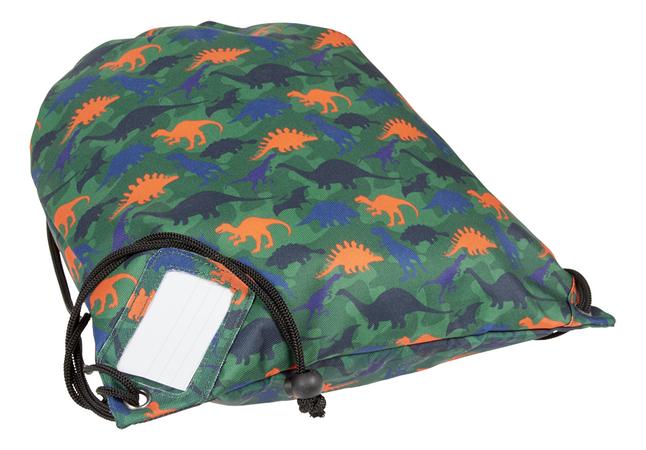Image pour Kangourou sac de gymnastique Dino à partir de ColliShop