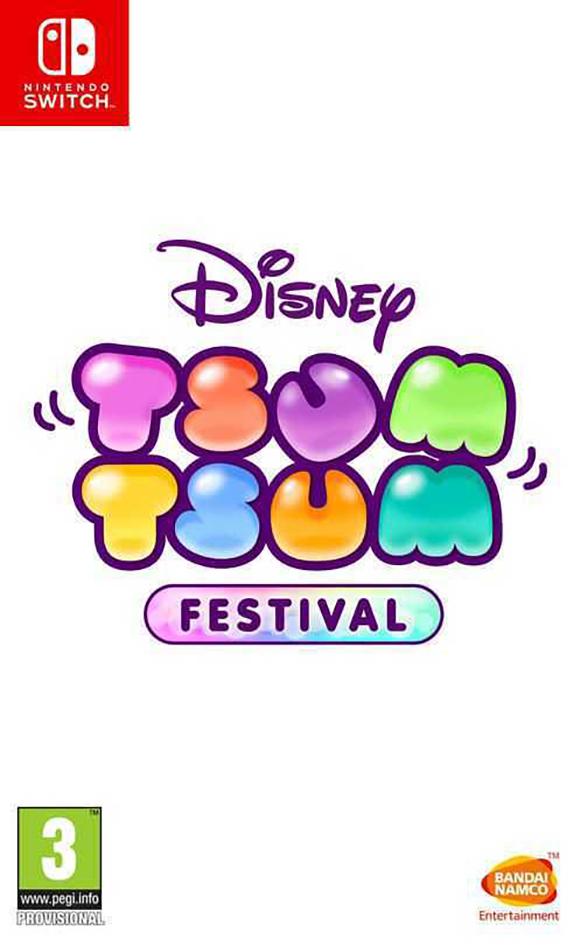 Afbeelding van Nintendo Switch Disney Tsum Tsum Festival ENG from ColliShop