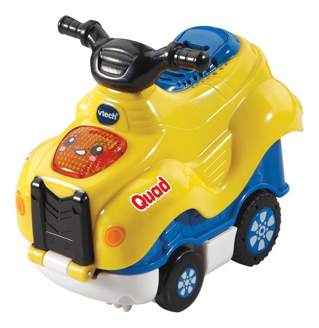 Afbeelding van VTech Toet Toet Auto's Quinn Quad from ColliShop