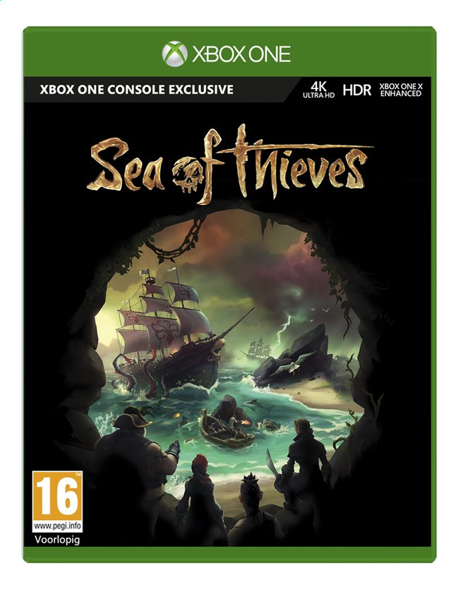 Afbeelding van XBOX One Sea of Thieves ENG/FR from ColliShop