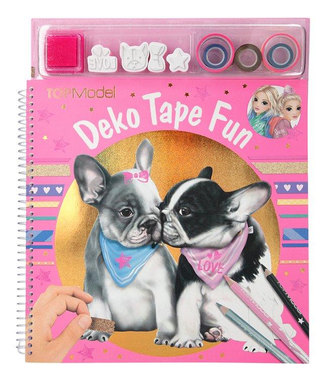 Image pour Carnet de dessin TOPModel Deko Tape Fun à partir de ColliShop
