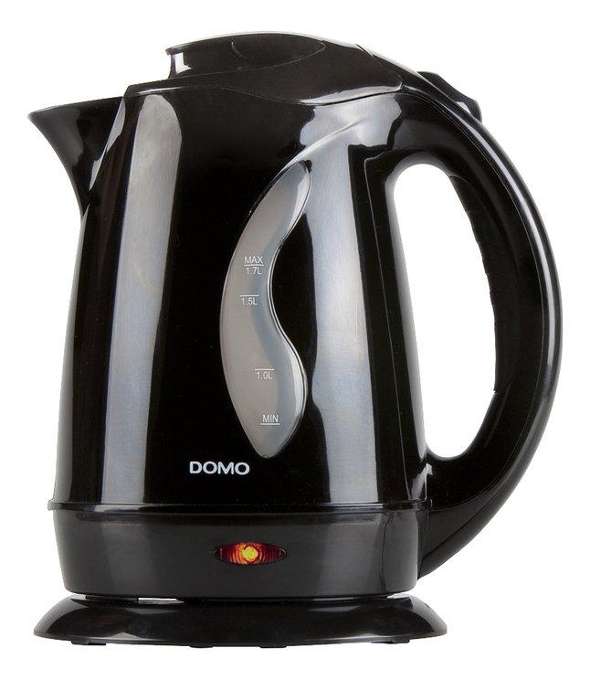 Image pour Domo bouilloire DO9019WK noir - 1,7 l à partir de ColliShop
