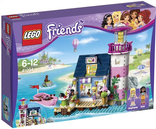 Afbeelding van LEGO Friends 41094 Heartlake City vuurtoren from ColliShop