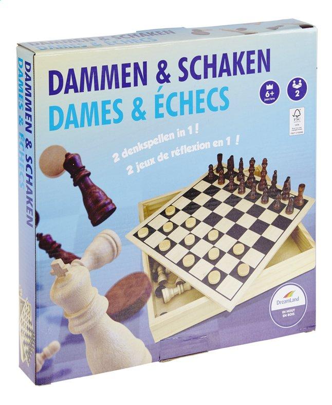 DreamLand dames & échecs
