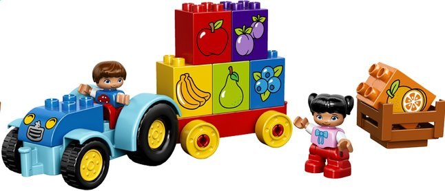Afbeelding van LEGO DUPLO 10615 Mijn eerste tractor from ColliShop