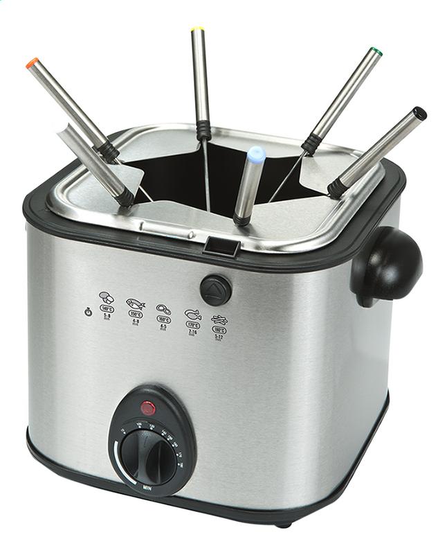 Image pour Bourgini Friteuse-appareil à fondue Classic à partir de ColliShop