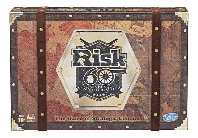 Image pour Risk 60th Anniversary Edition à partir de ColliShop