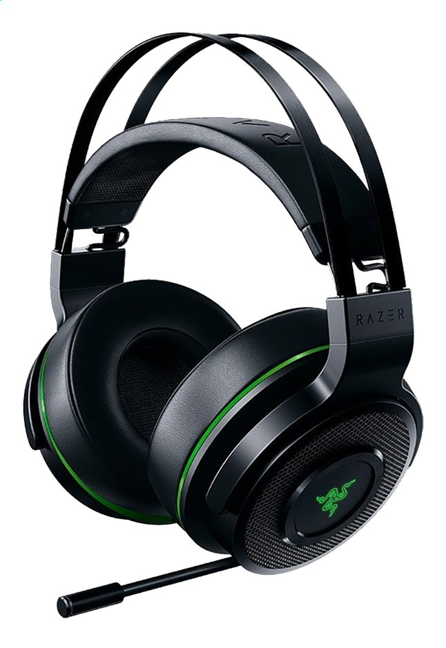 Image pour Razer casque-micro Xbox One Thresher 7.1 Wireless noir à partir de ColliShop