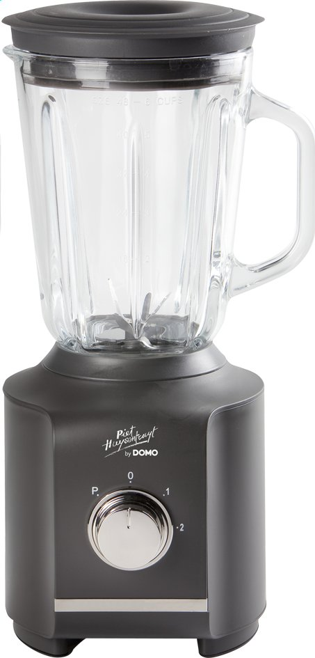 Afbeelding van Domo blender Piet Huysentruyt DO443BL - 700 W from ColliShop