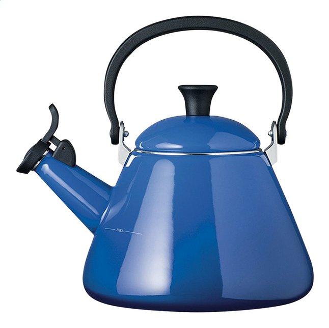Image pour Le Creuset Bouilloire Kone bleu marseille 1,6 l à partir de ColliShop