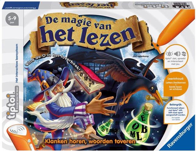 Afbeelding van Tiptoi De magie van het lezen from ColliShop