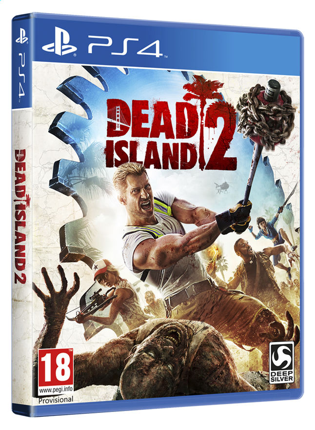Afbeelding van PS4 Dead Island 2 Engels/Frans from ColliShop