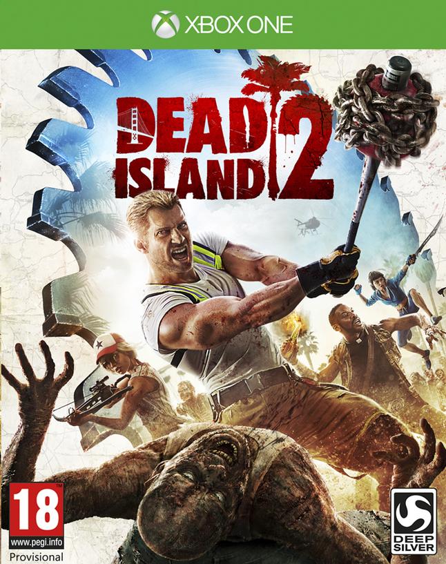Image pour XBOX One Dead Island 2 FR/ANG à partir de ColliShop