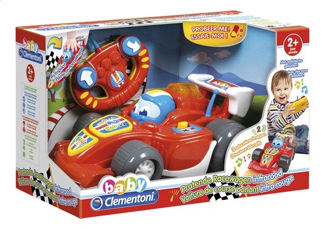 Afbeelding van Clementoni pratende racewagen infrarood from ColliShop