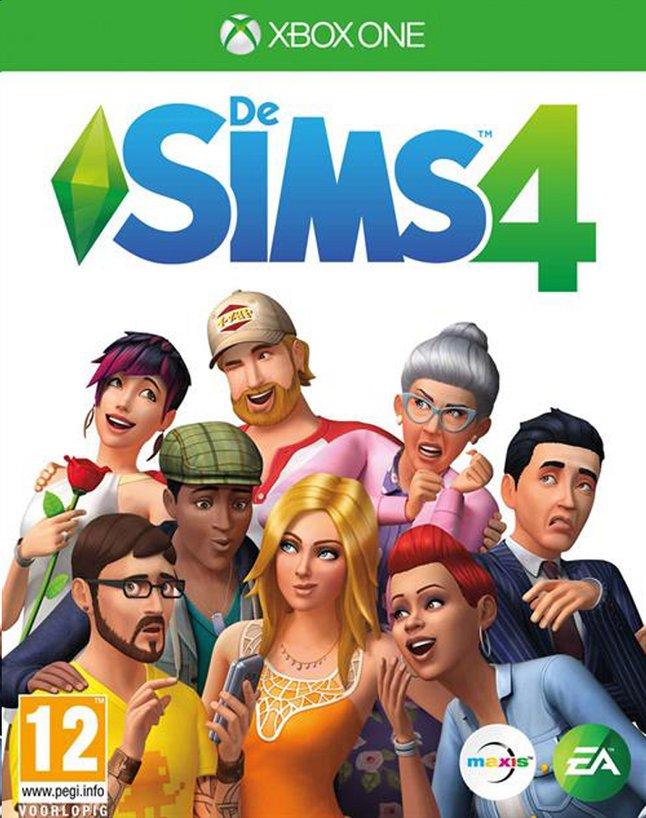 Afbeelding van Xbox One Sims 4 NL from ColliShop