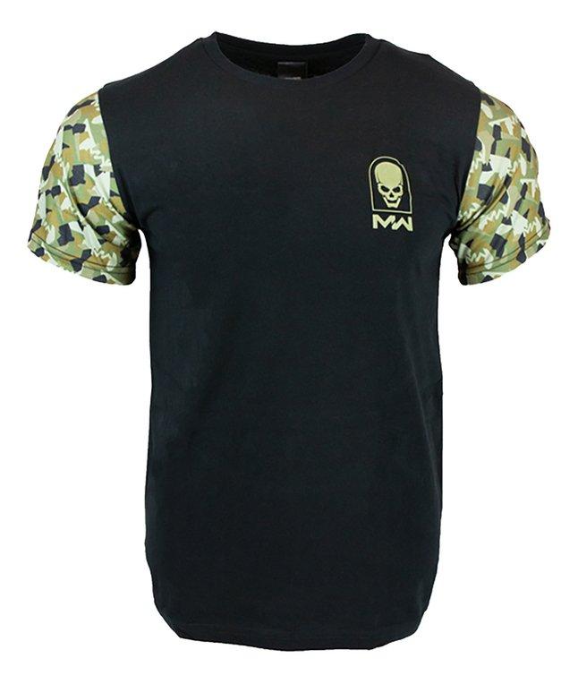 Afbeelding van T-shirt met korte mouwen Call of Duty Modern warfare Skull M from ColliShop