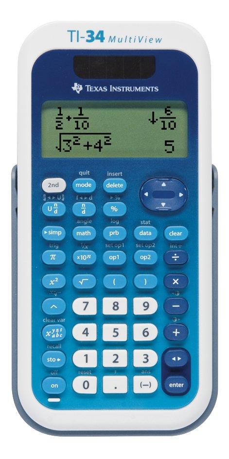 Image pour Texas Instruments calculatrice TI-34 Multi NL à partir de ColliShop