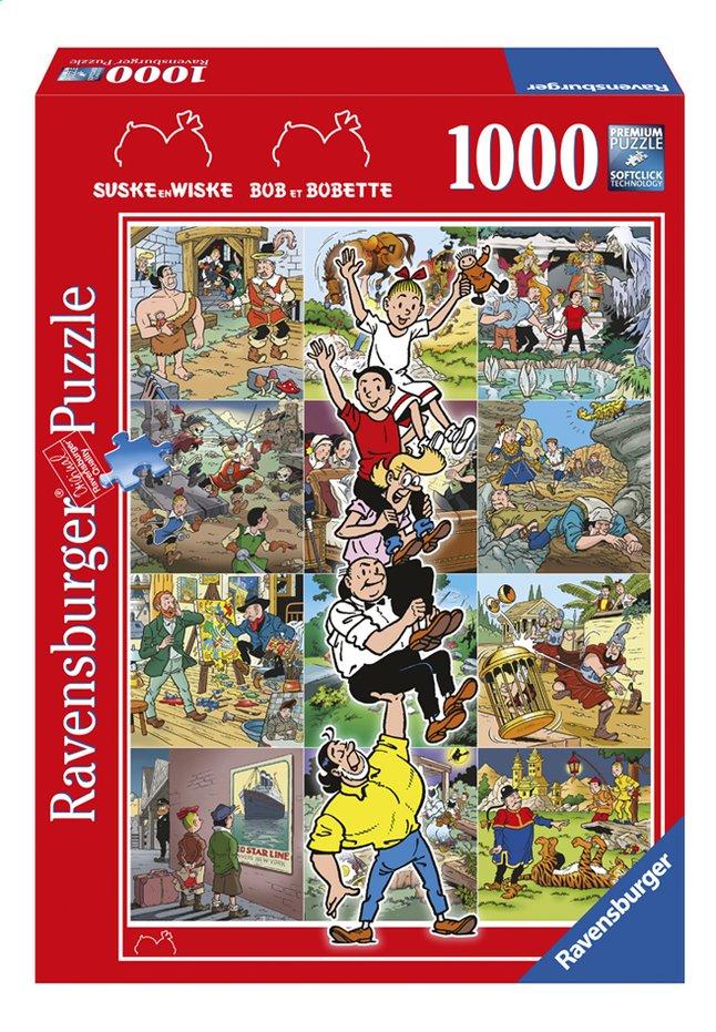 Image pour Ravensburger puzzle Les aventures de Bob et Bobette à partir de ColliShop