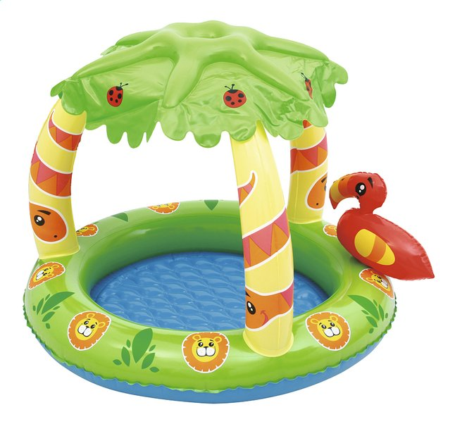 Bestway piscine pour enfants Friendly Jungle