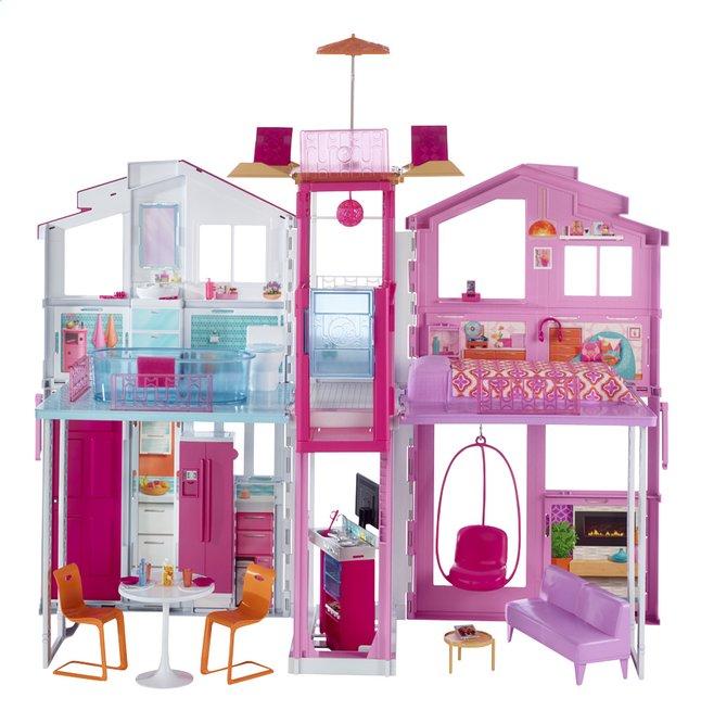 Afbeelding van Barbie poppenhuis Malibu Townhouse from ColliShop