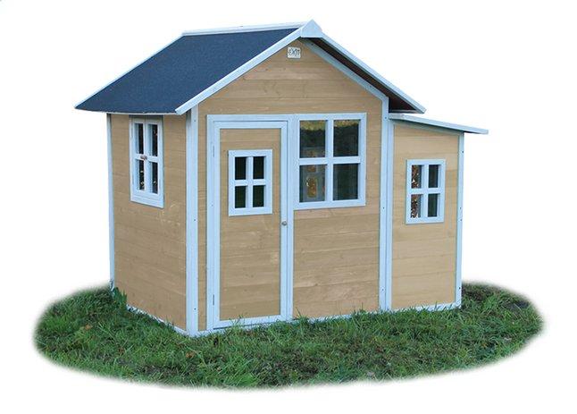 Image pour EXIT maisonnette en bois Loft 150 naturel à partir de ColliShop