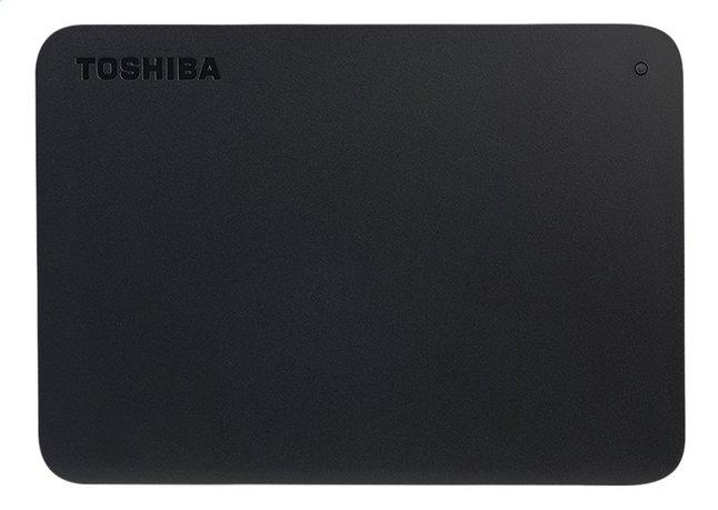 Afbeelding van Toshiba Canvio externe harde schijf 2 TB from ColliShop
