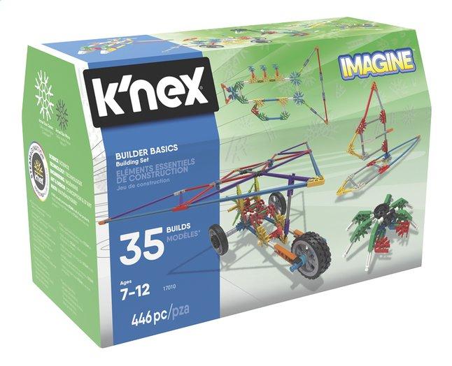 Image pour K'nex Imagine 35 modèles Ultime à partir de ColliShop
