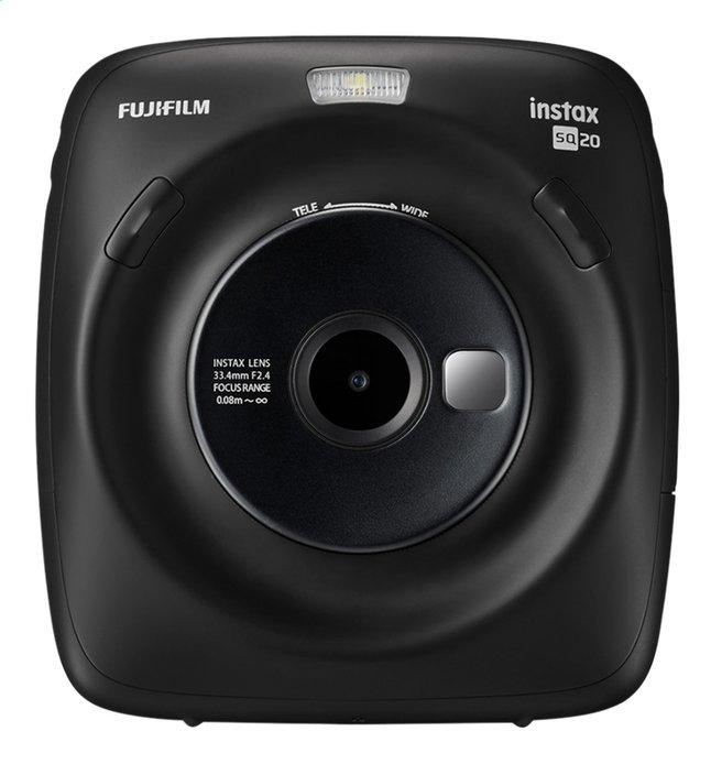 Image pour Fujifilm appareil photo instax SQUARE SQ20 noir à partir de ColliShop