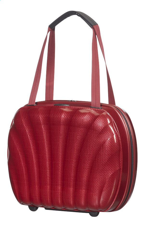 Afbeelding van Samsonite Beautycase Cosmolite 3.0 red from ColliShop