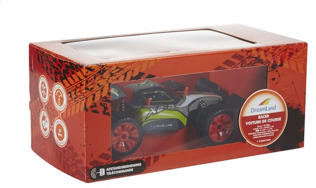Afbeelding van DreamLand auto RC X2-R from ColliShop