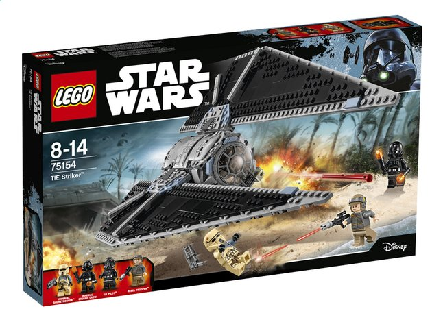 Image pour LEGO Star Wars 75154 TIE Striker à partir de ColliShop