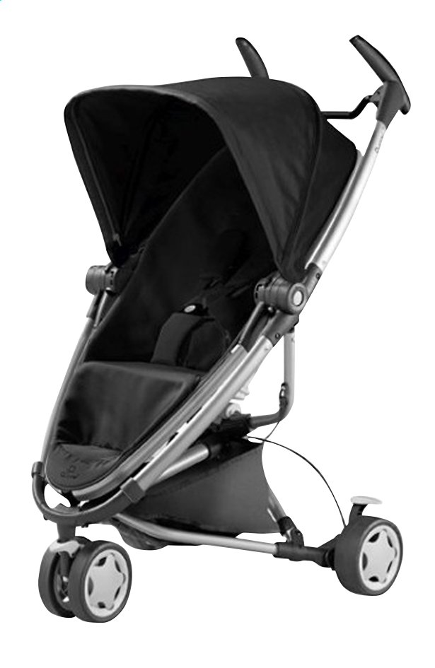 Afbeelding van Quinny Buggy Zapp Xtra 2.0 rocking black from ColliShop