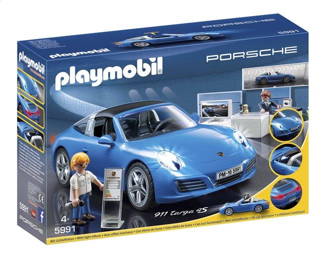 Image pour Playmobil Porsche 5991 Porsche 911 Targa 4S à partir de ColliShop