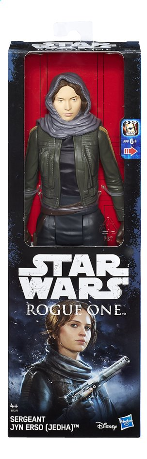 Afbeelding van Figuur Star Wars Rogue One Jyn Erso from ColliShop