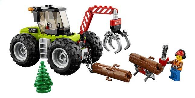 Le 60181 Tracteur City Lego Forestier VUSqpGLzM
