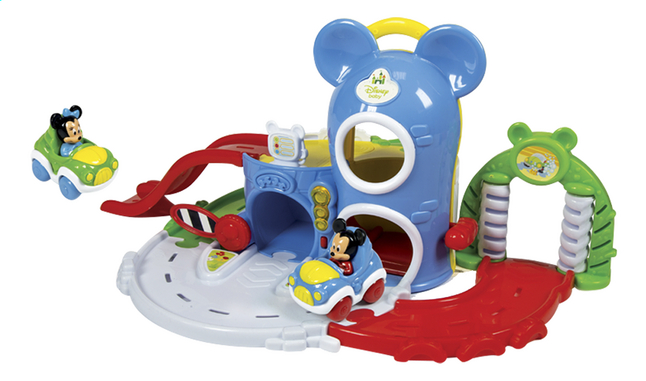 Afbeelding van Clementoni Disney Baby Mickey Fun Garage from ColliShop