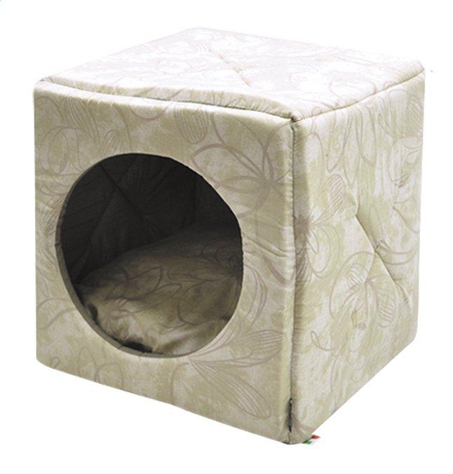 Image pour Vadigran Panier pour chat / chien Cube Maya Lg 40 cm à partir de ColliShop