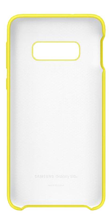 Samsung coque Silicone Cover pour Galaxy S10e jaune
