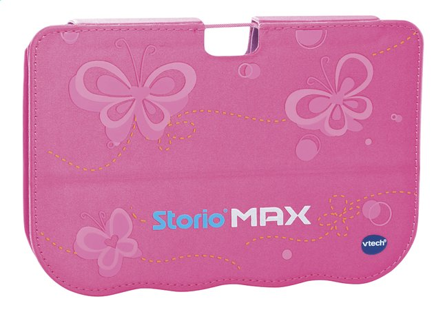 Image pour VTech housse de protection/support 2 en 1 Storio MAX rose à partir de ColliShop