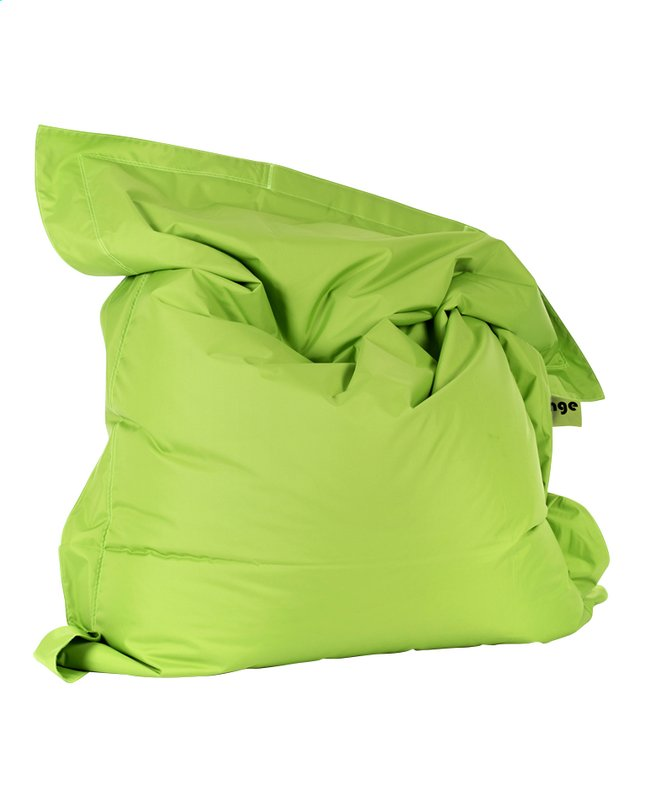Pouf grand lime 164 x 134 cm