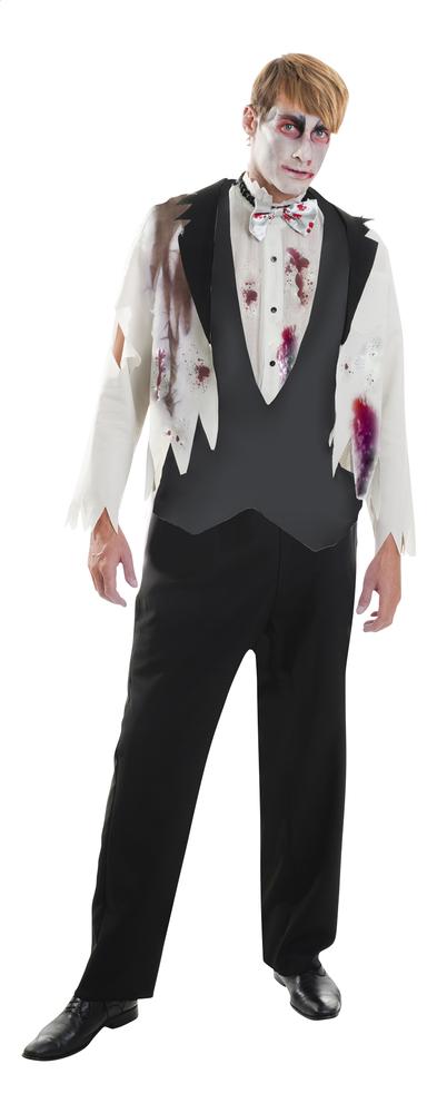 Image pour Déguisement de marié zombi taille 54 à partir de ColliShop